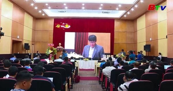 Báo SGGP giới thiệu Giải thưởng Quả bóng Vàng  Việt Nam 2017