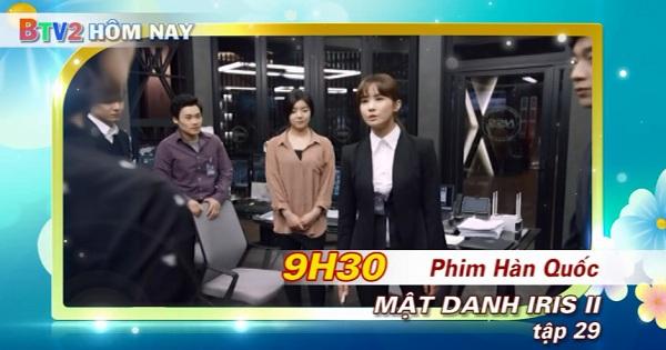 Phim trên BTV2 ngày 23/11/2016
