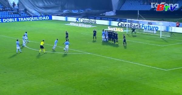 Lượt về vòng 1/16 Cúp Nhà vua Tây Ban Nha: Celta  Vigo 1-0  Ucam Murcia
