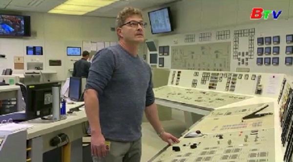 Thụy Sỹ chính thức đóng cửa nhà máy điện hạt nhân đầu tiên