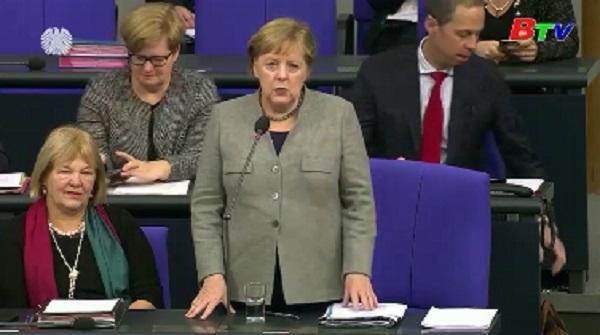 Nga, Đức và EU phản đối các biện pháp trừng phạt của Mỹ nhằm vào