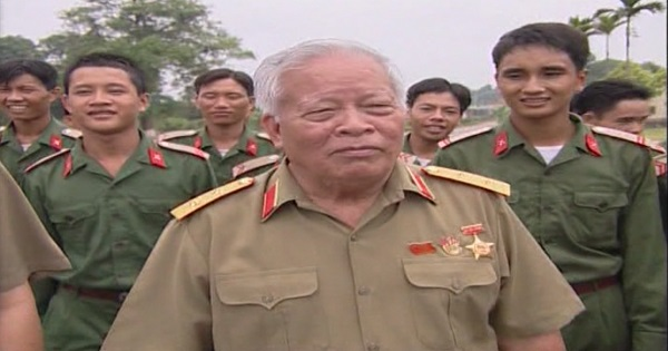 Trung tướng Lê Nam Phong