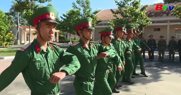 Lực lượng vũ trang Bình Dương - sẵn sàng cho mùa xuân mới