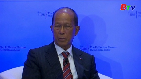 Philippines mong muốn duy trì sự đoàn kết giữa các nước ASEAN