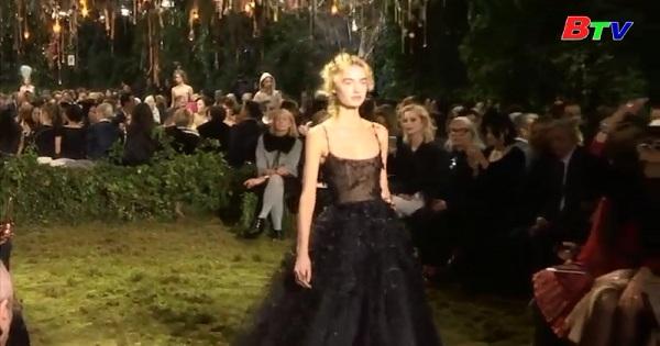 Bộ sưu tập Dior tại tuần lễ thời trang xuân hè Paris 2017