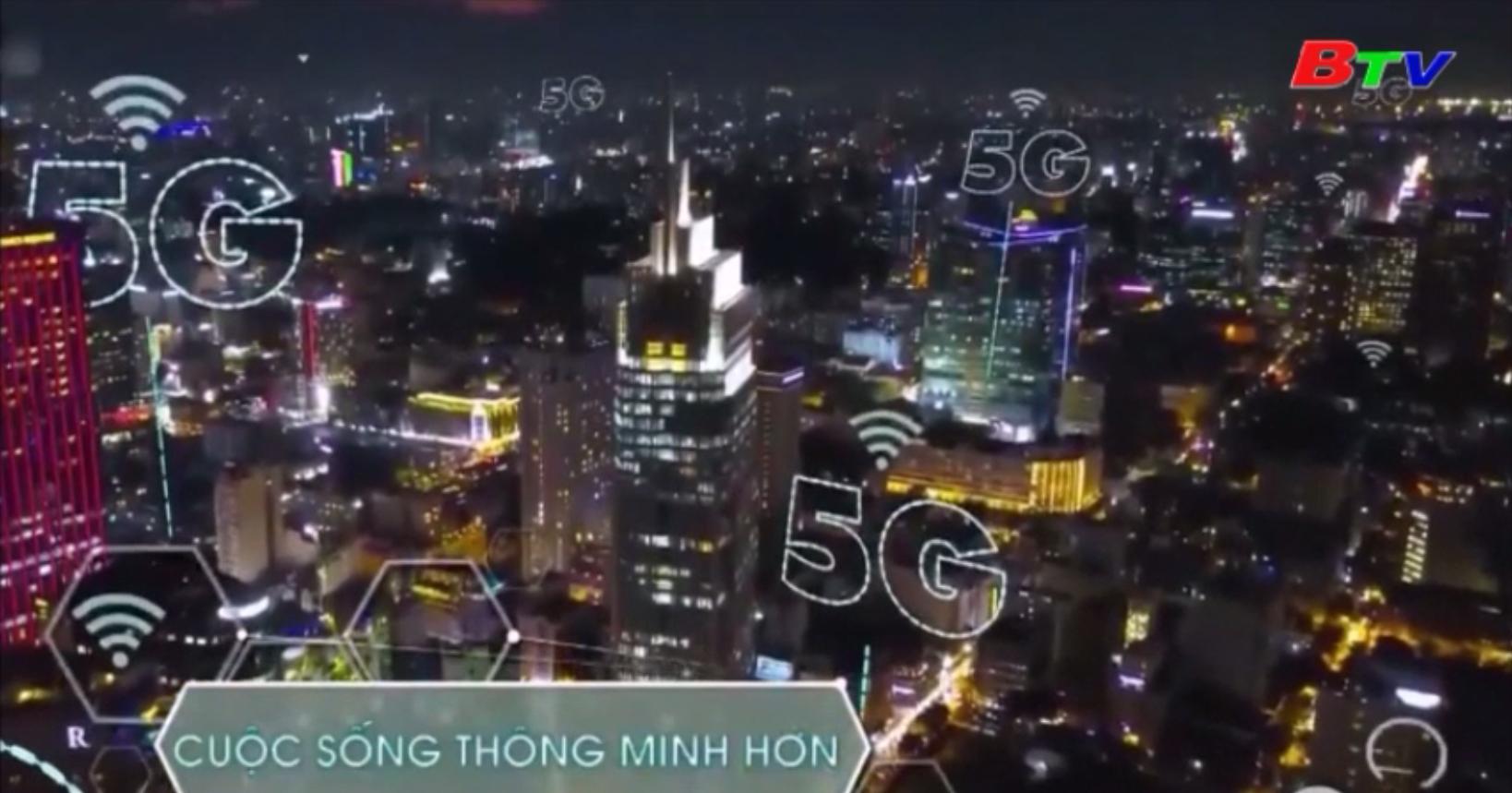 Những sự kiện CNTT tiêu biểu năm 2019 - Các nhà mạng triển khai thử nghiệm công nghệ mạng 5G