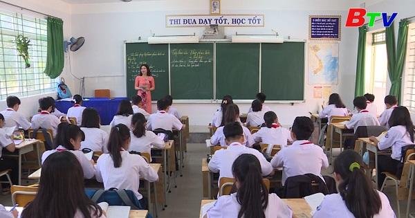 Chuyện học và làm theo Bác ở trường THCS Trịnh Hoài Đức