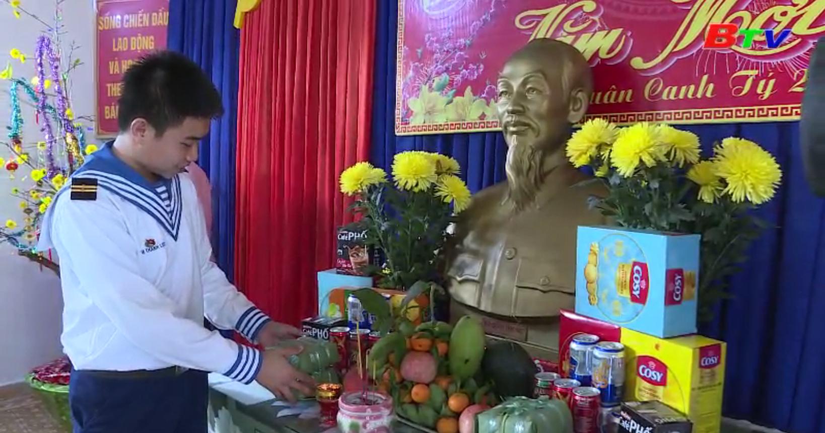 Chuyện Xuân, chuyện Tết cổ truyền ở vùng biển đảo Tây Nam Tổ quốc