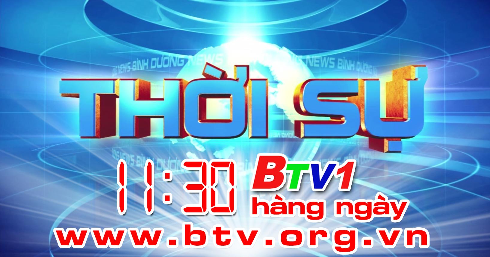 Chương trình Thời sự 11 giờ 30 ngày 24/3/2021