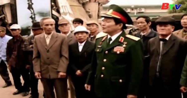 Những bước chân không mỏi của vị tướng anh hùng