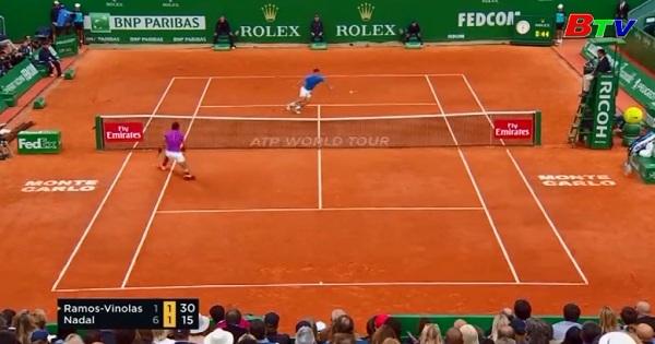 Rafael nadal lần thứ 10 vô địch Monte Carlo Masters