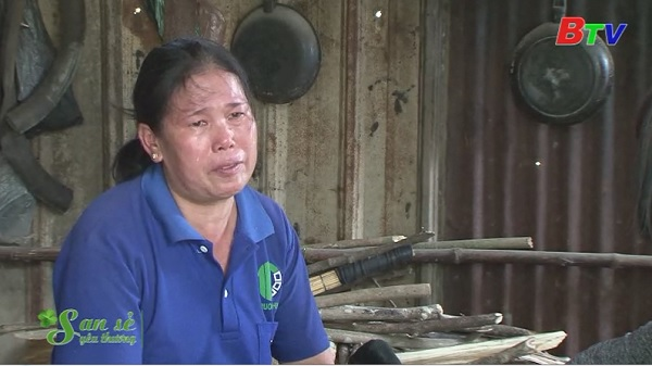 San Sẻ Yêu Thương - Hoàn cảnh chị Nguyễn Thị Thái