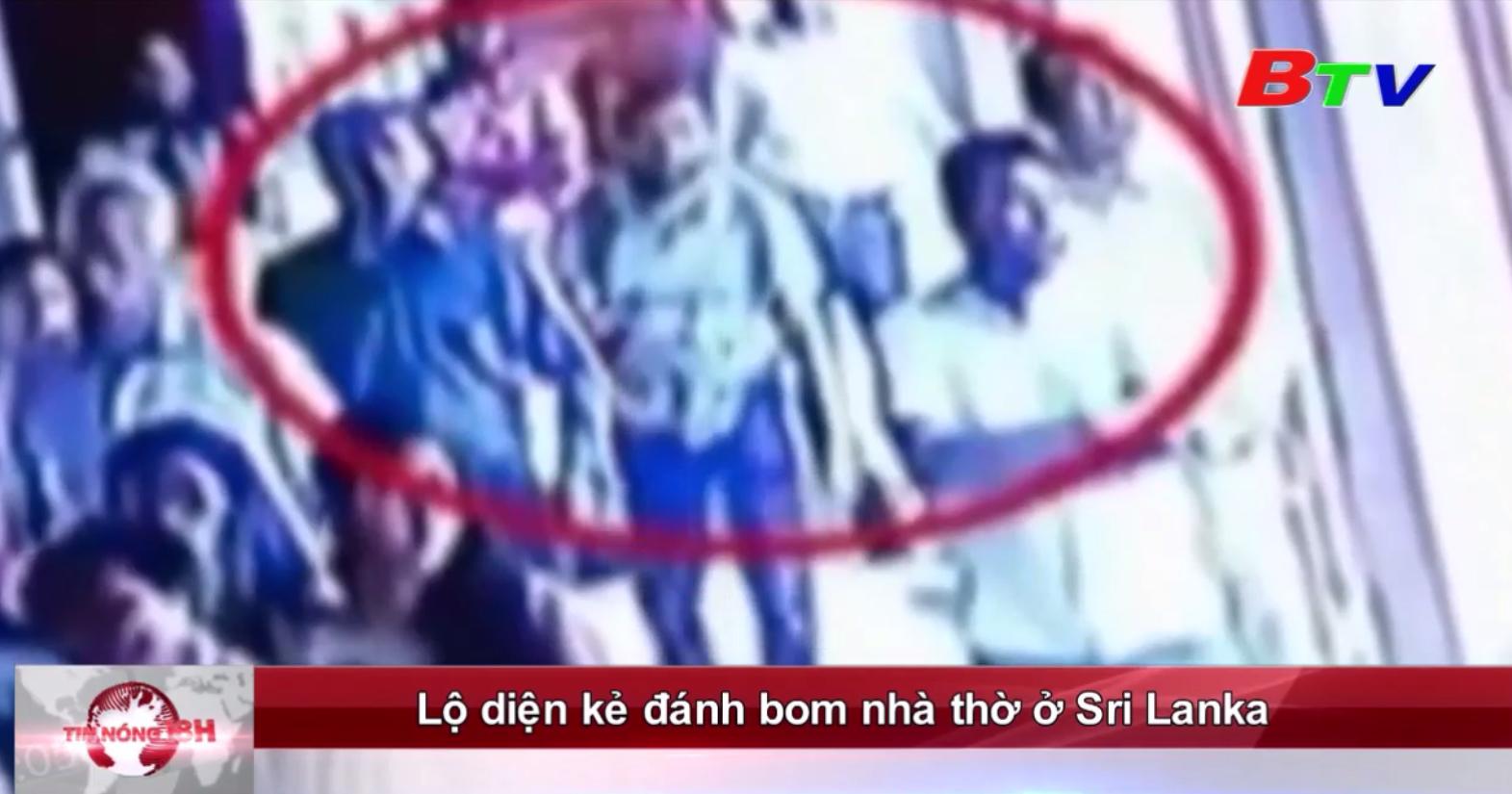 Lộ diện kẻ đánh bom nhà thờ ở Sri Lanka