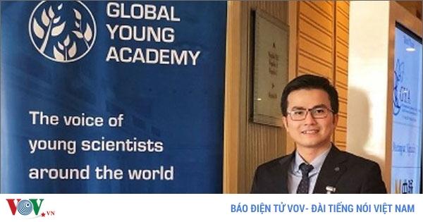 Người trẻ Việt Nam được phong giáo sư tại Mỹ