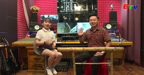 Nhịp cầu thân ái - Giao lưu với nhạc sĩ Hoàng Duy (Phần 1)