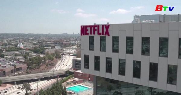 Netflix đạt doanh thu kỷ lục trong thời kỳ dịch covid-19