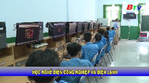 Học nghề Điện công nghiệp và Điện lạnh