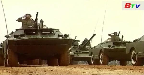 Quân đoàn 4 - Binh đoàn Cửu Long anh hùng- Tập 1: Quả đấm thép miền Đông Nam Bộ