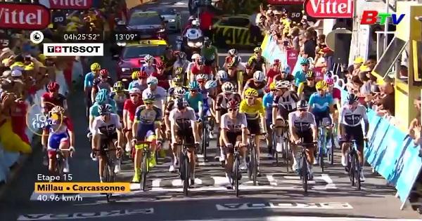 Kết quả chặng 15 Tour de France năm 2018
