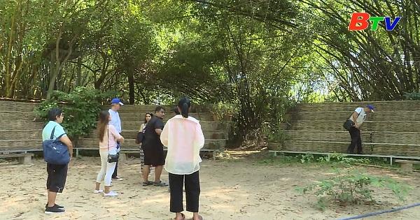 Xanh mát làng tre Phú An