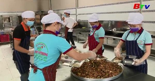 An toàn vệ sinh thực phẩm, phòng chống ngộ độc thực phẩm tại bếp ăn tập thể