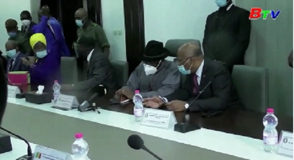 Phái đoàn ECOWAS tới Mali