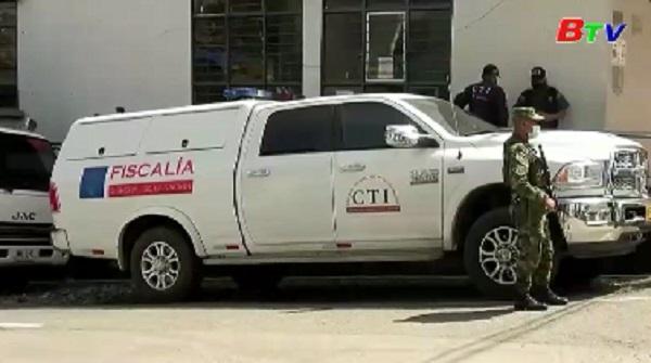 Bạo lực xảy ra liên tiếp tại Colombia