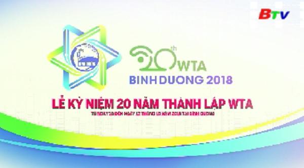 Lễ Kỷ niệm 20 năm thành lập WTA