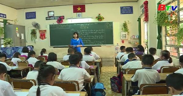 Giúp trẻ học tốt trong năm học mới