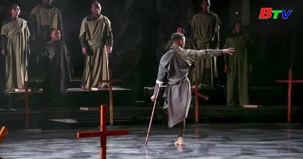 Niềm đam mê khiêu vũ của một vũ công khuyết tật Nam Phi