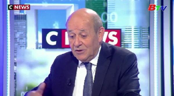 Pháp kêu gọi ưu tiên tìm cách giảm căng thẳng Mỹ-Iran
