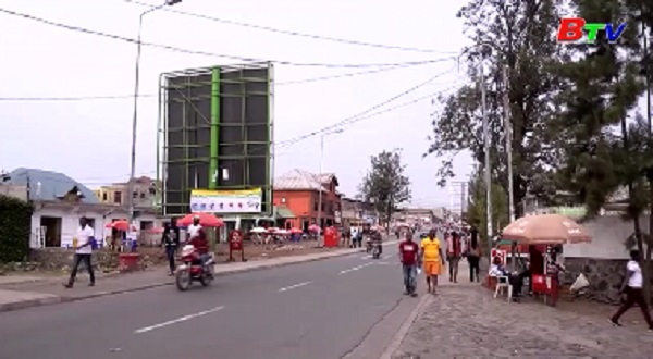 Thêm vaccine mới ngừa virus Ebola được triển khai tại CHDC Congo