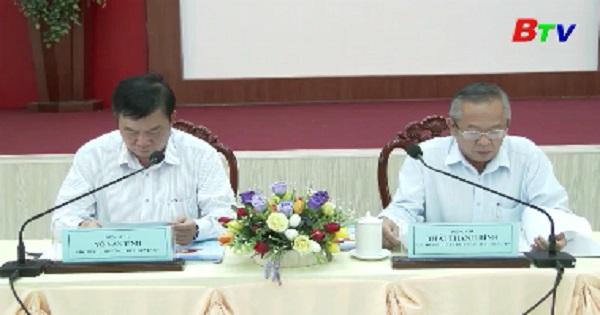 Hội nghị Ban Chấp hành Đảng bộ huyện Bắc Tân Uyên lần thứ 3, nhiệm kỳ 2020-2025