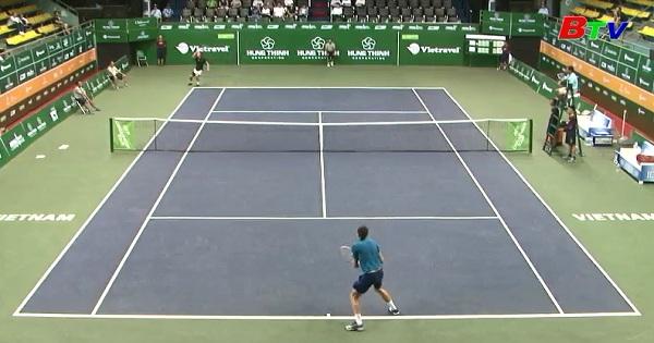 Khởi tranh Vòng chính Giải quần vợt ATP Challenger  VietNam Open 2017