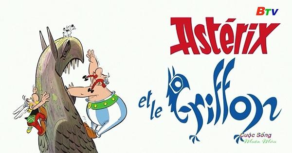 Asterix trở lại trong tập truyện mới