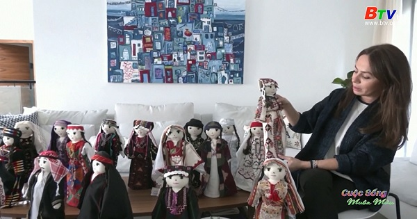 Dự án bảo tồn di sản và tạo cơ hội việc làm cho phụ nữ Jordan