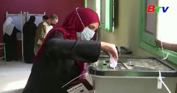 Ai Cập tiến hành vòng bầu cử Hạ viện bổ sung