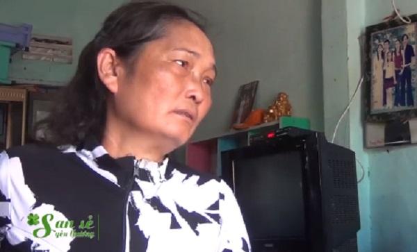 San Sẻ Yêu Thương - Hoàn cảnh cô Đào Thị Chễ