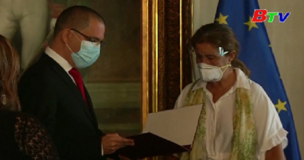 Venezuela yêu cầu Đại sứ EU rời khỏi nước này