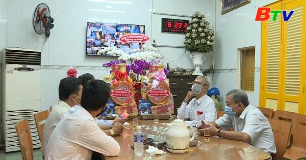 Bốn bang người Hoa thành phố Thủ Dầu Một - Với công tác từ thiện xã hội