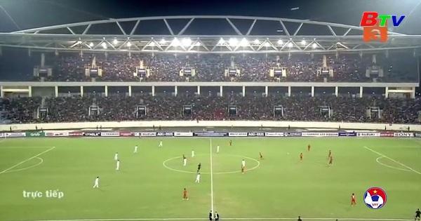 Vòng loại U23 Châu Á 2020 - U23 Việt Nam 1-0 U23 Indonesia