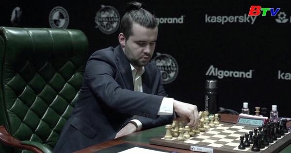 Nga - Vòng 6 Giải cờ vua các ứng viên