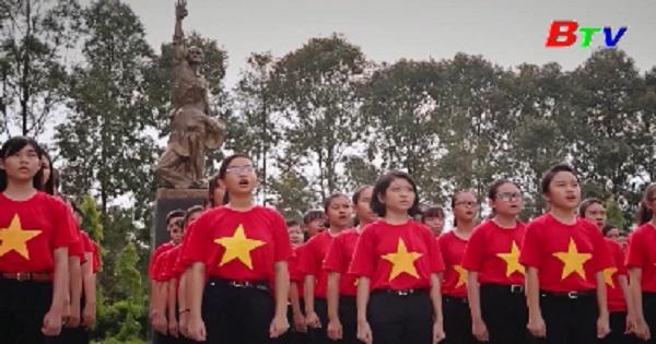 Tuổi trẻ Sông Bé xung kích bảo vệ tổ quốc