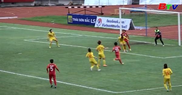 Vòng thi đấu thứ 5 Giải bóng đá nữ VĐQG 2017  Cúp Thái Sơn Bắc