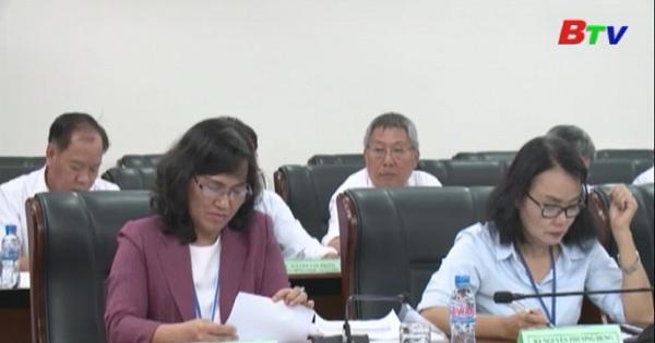 Quốc hội thảo luận tại tổ