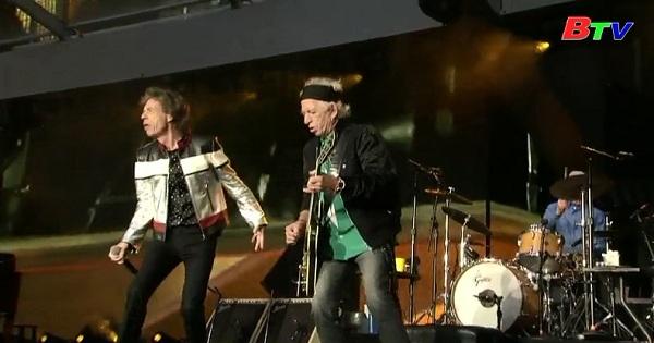Rolling Stones bắt đầu chuyến lưu diễn mới tại Luân Đôn