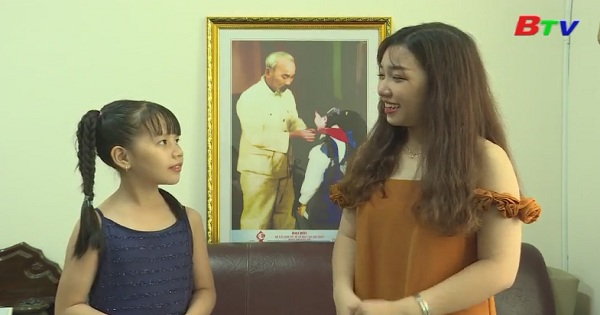 Nhịp cầu thân ái - Giao lưu với anh Nguyễn Phan Thái Anh