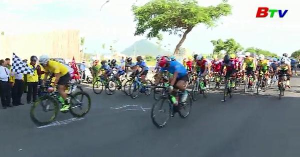 Chặng 2 Giải xe đạp Truyền hình Bình Dương Cúp Ống nhựa Hoa Sen năm 2018