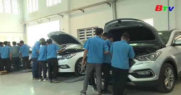 Đào tạo nghề công nghệ ô tô