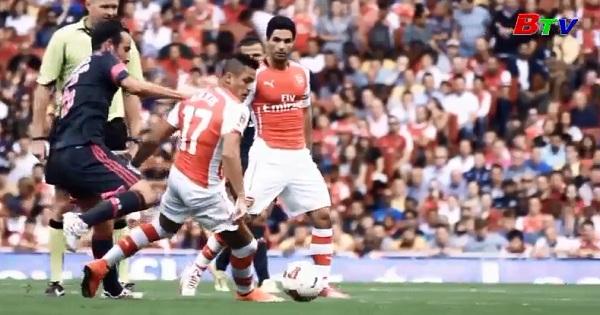 Manchester City đặt giá 50 triệu bảng mua Alexis Sanchez
